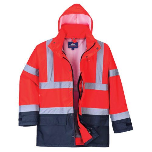Jakna-HiVis-5u1-S768-Executive-crvena