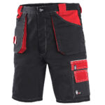 Kratke-hlace-Orion-David-crno-crvena