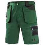Kratke-hlace-Orion-David-zeleno-crna