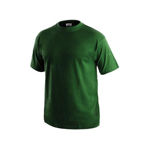 Majica-T-shirt-CXS-Danial-zelena