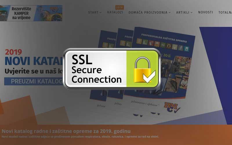 RMC-instalirao-SSL-certifikate