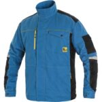 Radna-bluza-CXS-Stretch-plava-crna