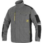 Radna-bluza-CXS-Stretch-sivo-crna