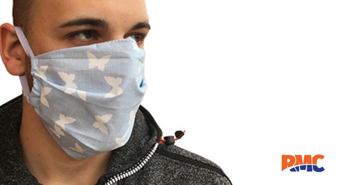 RM Company - višekratne pamučne maske