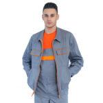 Dalwin-bluza-sivo-orange
