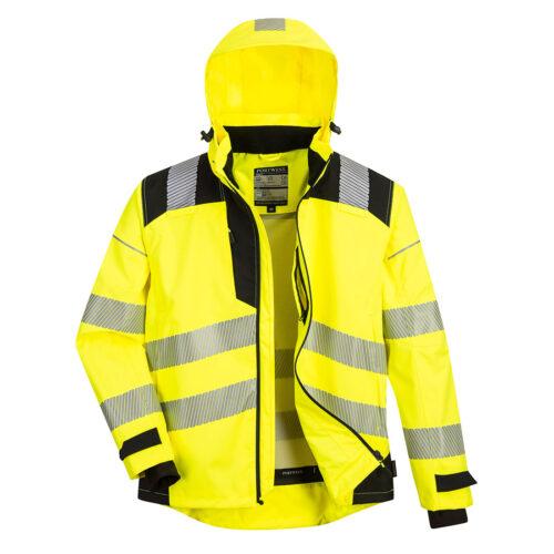 Jakna-HiVis-Extreme-Breathable-Rain-PW360-zuta